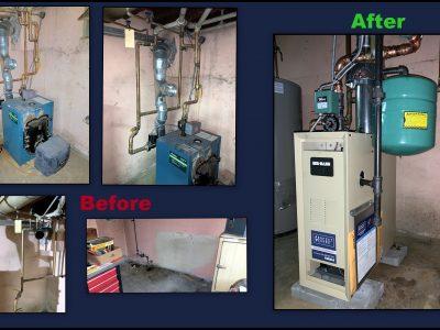 Full Furnace Restoration
